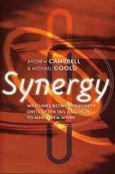 Synergy by Andrew Campbell
