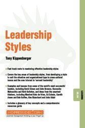 Leadership Styles by Tony Kippenberger