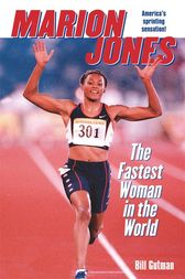 Marion Jones by Bill Gutman