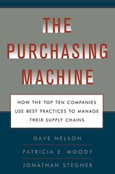 The Purchasing Machine by R. David Nelson