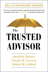 The Trusted Advisor by Charles H. Green