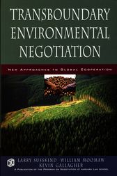 Transboundary Environmental Negotiation by Lawrence Susskind