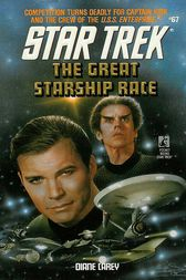 The Great Starship Race by Diane Carey