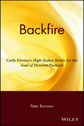 Backfire by Peter Burrows