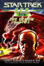Star Trek: The Demon Book 1 by Loren Coleman