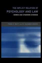 The Implicit Relation of Psychology and Law