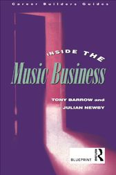 Inside the Music Business by Tony Barrow