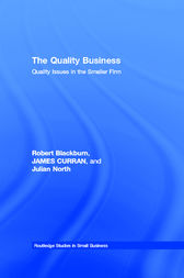 Quality Business by Robert Blackburn
