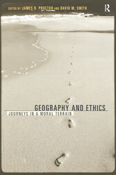 Geography and Ethics by James D. Proctor