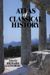 Atlas of Classical History by Richard J.A. Talbert