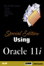Special Edition Using Oracle 11i, Adobe Reader by BOSS Corporation