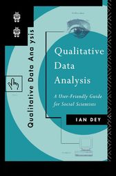 Qualitative Data Analysis by Ian Dey