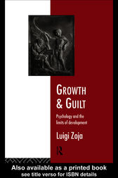 Growth and Guilt by Luigi Zoja
