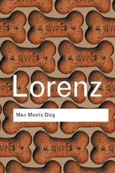 Man Meets Dog by Konrad Lorenz
