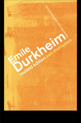 Emile Durkheim