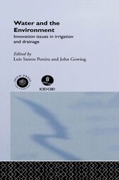 Water and the Environment by John Gowing