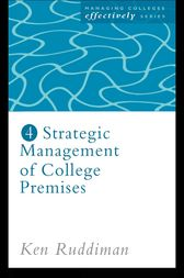 Strategic Management of College Premises by Ken Ruddiman