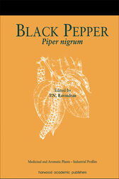 Black Pepper: Piper nigrum
