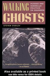 Walking Ghosts by Steven Dudley