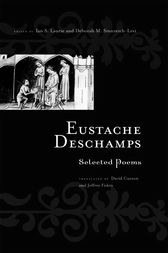 Eustache Deschamps by Deborah M. Sinnreich-Levi