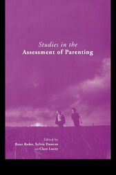 Studies in the Assessment of Parenting by Peter Reder