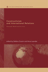 Constructivism and International Relations by Stefano Guzzini