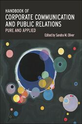 A Handbook of Corporate Communication and Public Relations by Sandra Oliver