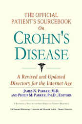 The Official Patient's Sourcebook on Crohn's Disease