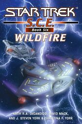 Star Trek: Corps of Engineers: Wildfire by David Mack
