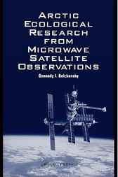 Arctic Ecological Research from Microwave Satellite