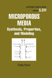 Microporous Media by Freddy Romm