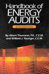 Handbook of Energy Audits by Albert Thumann