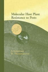 Molecular Host Plant Resistance to Pests by S. Sadasivam