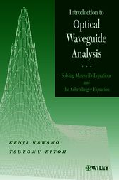 Introduction to Optical Waveguide Analysis
