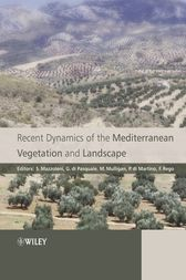 Recent Dynamics of the Mediterranean Vegetation and Landscape by Stefano Mazzoleni