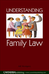 Understanding Family Law by Liz Rodgers