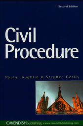 Civil Procedure 2/e