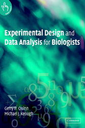 Experimental Design and Data Analysis for Biologists by Gerry P. Quinn