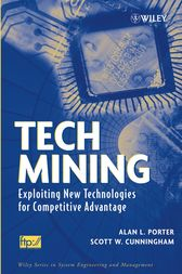 Tech Mining by Alan L. Porter