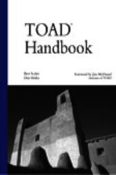 TOAD Handbook by Bert Scalzo