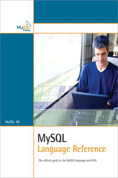 MySQL Language Reference, Adobe Reader by MySQL AB