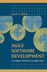 Agile Software Development by Alan Koch