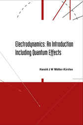 Electrodynamics by Harald J W Müller-Kirsten