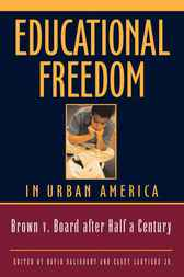 Educational Freedom in Urban America