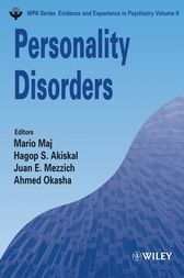 Personality Disorders by Mario Maj