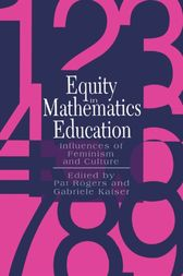 Equity In Mathematics Education by Gabriele Kaiser