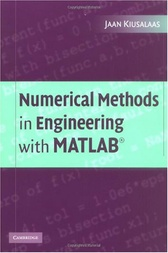 Numerical Methods in Engineering with MATLAB® by Jaan Kiusalaas