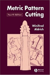 Metric Pattern Cutting by Winifred Aldrich