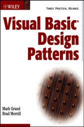 Visual Basic Design Patterns by Mark Grand