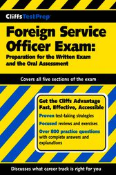Foreign Service Officer Exam by Fred N. Grayson